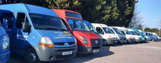 Four Towns Minibuses